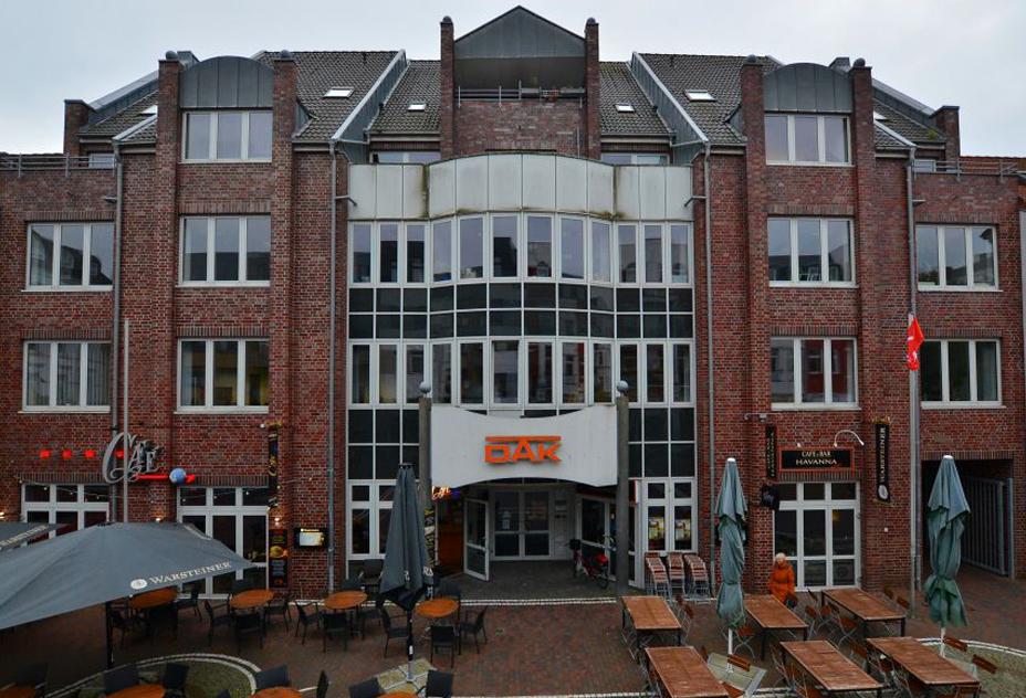 Börsenplatz Wilhelmshaven